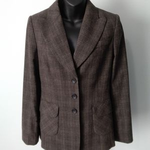 Le Chateau Wool Blend Blazer
